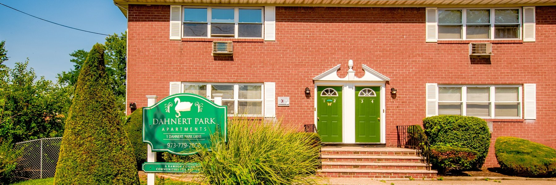 Dahnert Park Apartments For Rent in Garfield, NJ Welcome