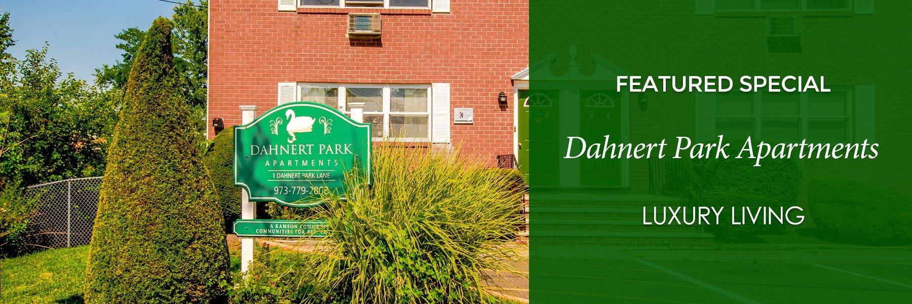 Dahnert Park Apartments For Rent in Garfield, NJ Specials